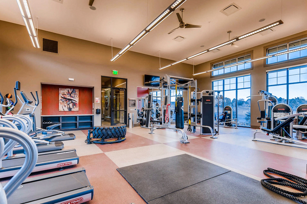 fitness center at Ironwood at Red Rocks