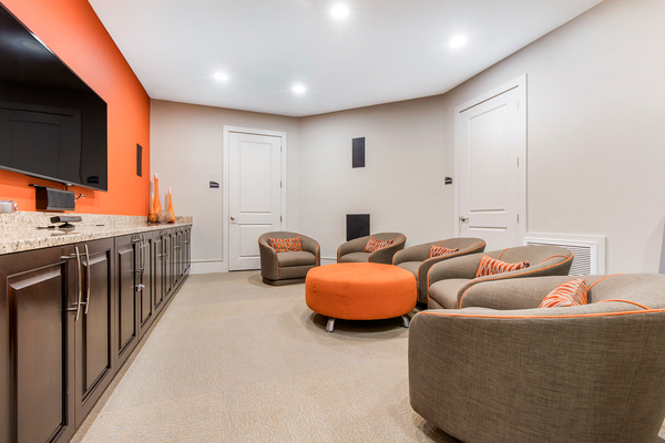 theater at Whitehall Parc Apartment Homes