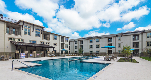 pool at Overture Frisco Apartment Homes