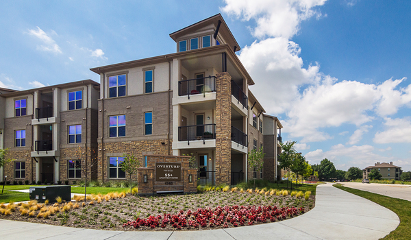 exterior at Overture Frisco Apartment Homes