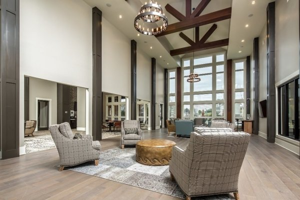 clubhouse at Grand Oaks at Crane Creek Apartments