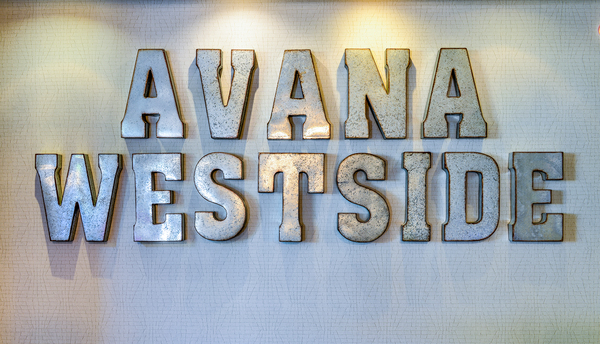 clubhouse at Avana Westside Apartments
