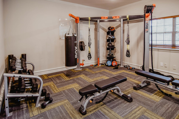 Fitness Center at Finley at Fairfax Corner