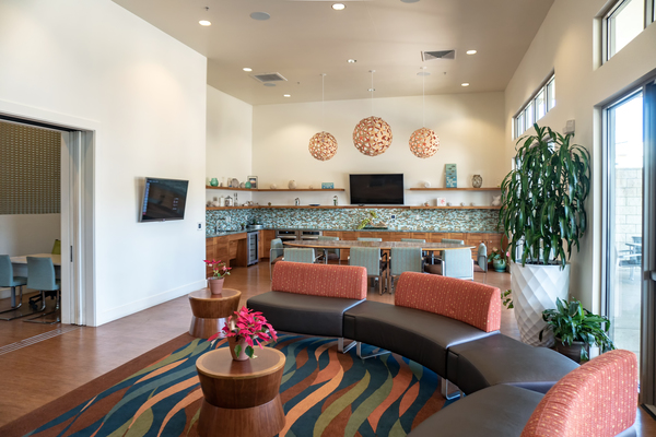 clubhouse at Kapolei Lofts