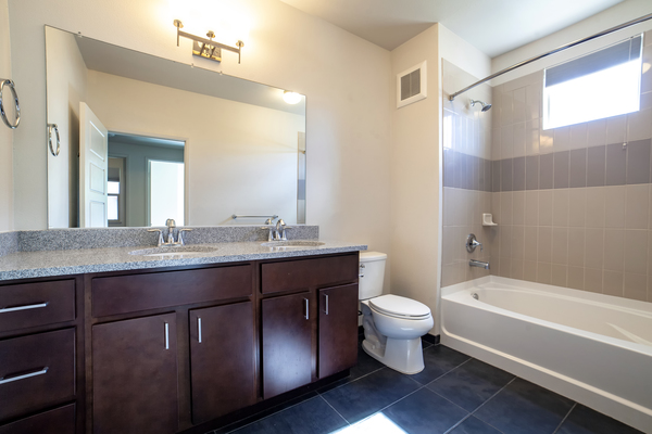 bathroom at at Kapolei Lofts