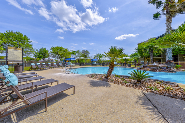 pool at Brynwood Apartments