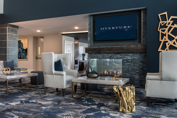 clubhouse at Overture Cotswold