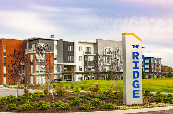 exterior at Ridge at Robinson Apartments