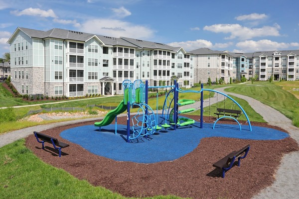 playground at Avia Apartments