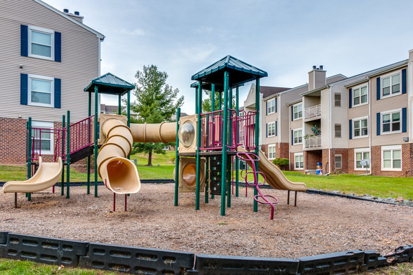 playground at Assembly Alexandria Apartments