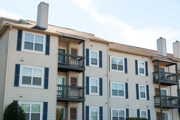 exterior at Assembly Leesburg Apartments