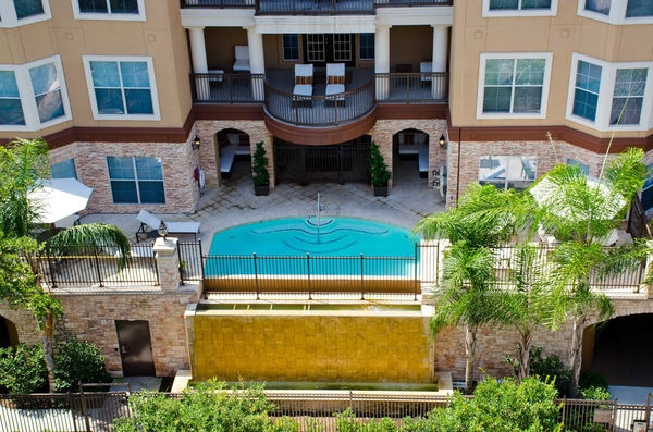 pool at Residences at Gramercy Apartments