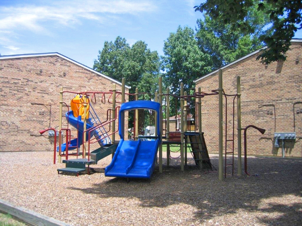 playground at Pines of York Apartments