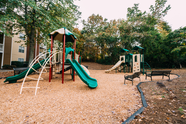 playground at 1000 Spalding Apartments