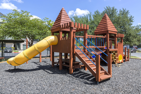 playground at Ravina Apartment Homes