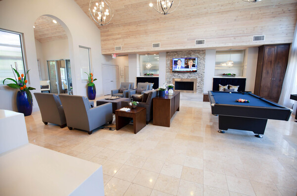 clubhouse at Aston at Cinco Ranch