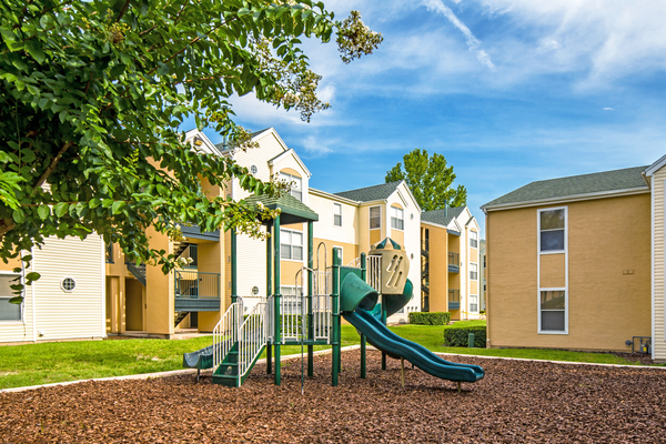 play ground at The Terraces at Lake Mary Apartments