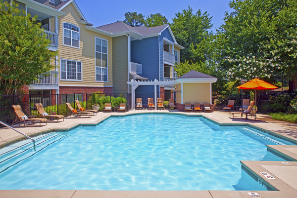 pool at Perimeter 5550 Apartments