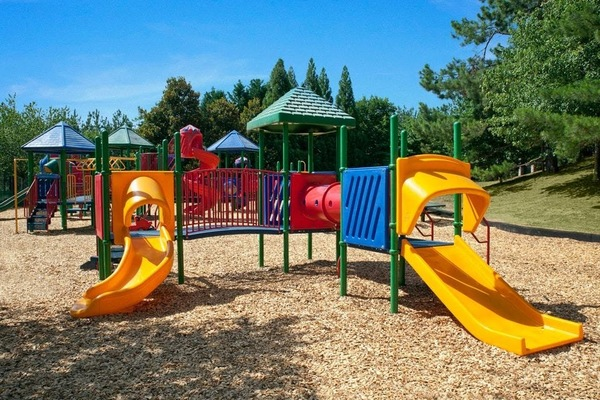 playground at Estates at Johns Creek Apartments